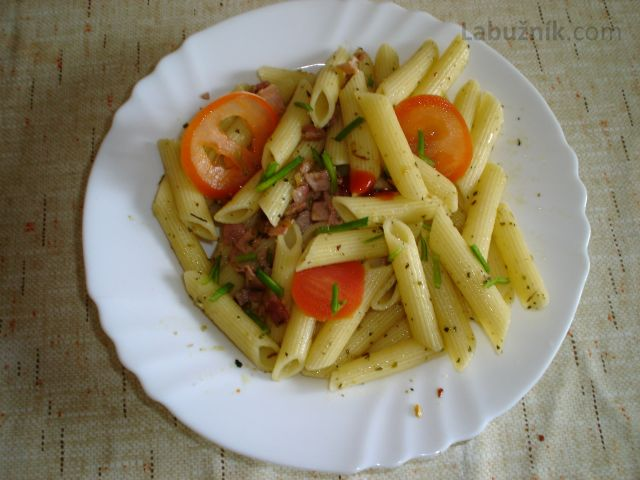 Penne Peperoncini recept